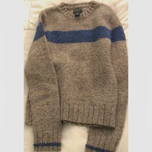 Abercrombie & Fitch wool-blend sweater, Sz. M